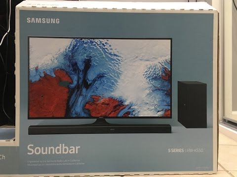 Samsung sound bar installation manual