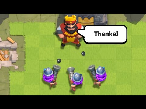 Funny Moments & Glitches & Fails | Clash Royale Montage #15