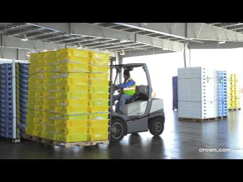 Introducing the Crown C-5 Forklift