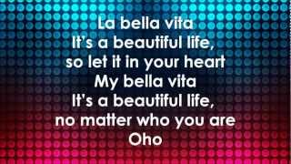 DJ Antoine - Bella Vita[Lyrics]