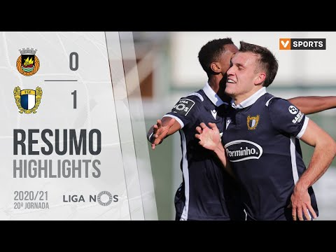Rio Ave Famalicao Goals And Highlights