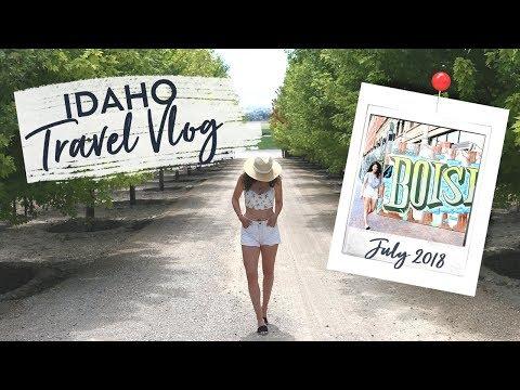 IDAHO TRAVEL DIARY
