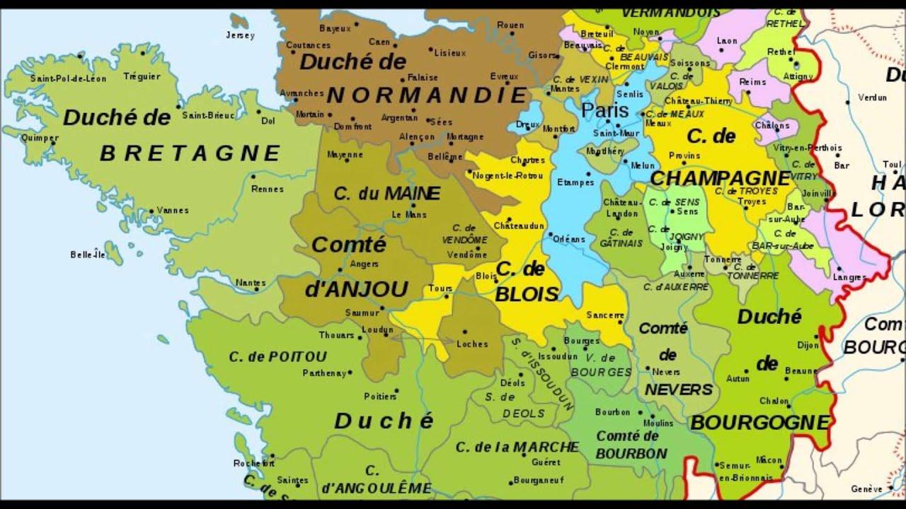 Histoire de Bourges 10 La vicomt de Bourges YouTube
