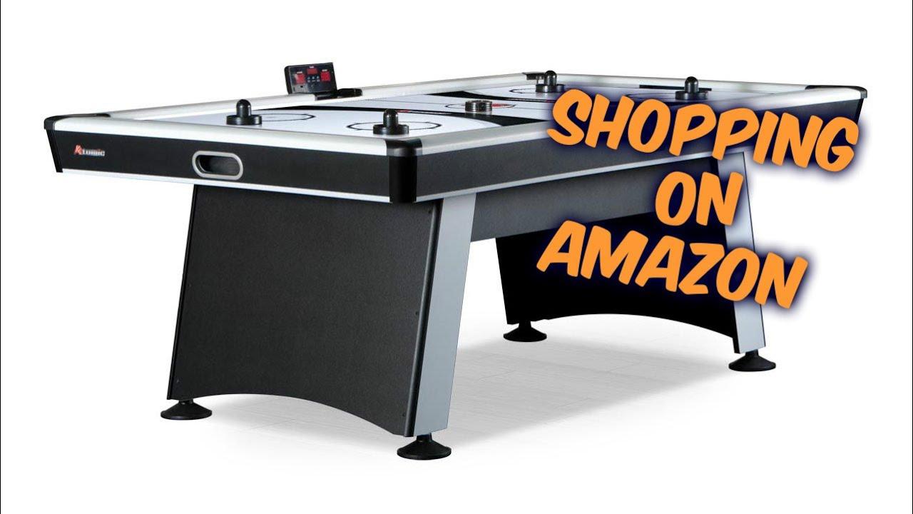Shopping On Amazon Atomic Blazer 7 Hockey Table