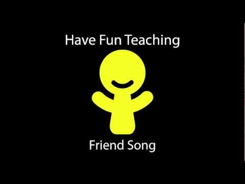 Friend Song - Audio