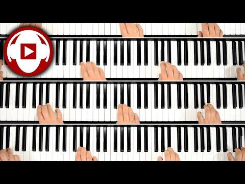 The Piano Shepard Tone