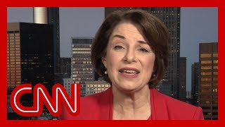 Klobuchar on hearings: This is a 'decency check' on Trump