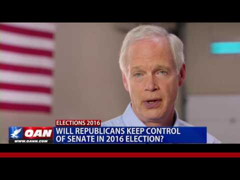 Will Republicans Keep Control of Senate in Election?