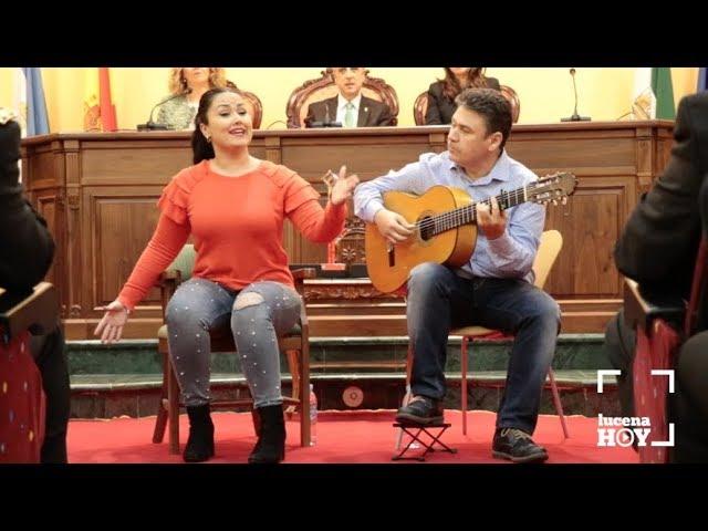 VÍDEO: Nuestro resumen del acto institucional del Día de Andalucía en Lucena
