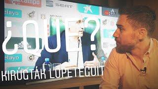Kirúgták Lopeteguit!!! - szövetségi kapitány nélkül maradt a spanyol válogatott [Foci-vb 2018]