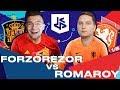 Gambar cover 1/8 КУБКА ФИФЕРОВ / FORZOREZOR vs. ROMAROY