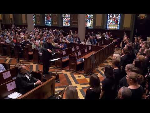 Baltimore Choral Arts - Hubert Parry's I Was Glad