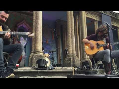 Gypsies of Bohemia , Django rocks  ,Festival Number 6 , Portmeirion ,2/9/16