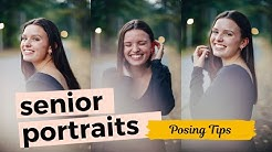 I Photograph a Subscriber's Senior Portraits! + Posing Tips