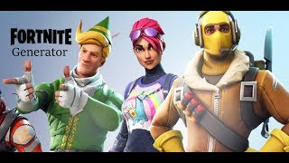 How to generate Fortnite accounts! [JULY 2019]