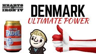 HoI4 - Denmark ULTIMATE POWER!