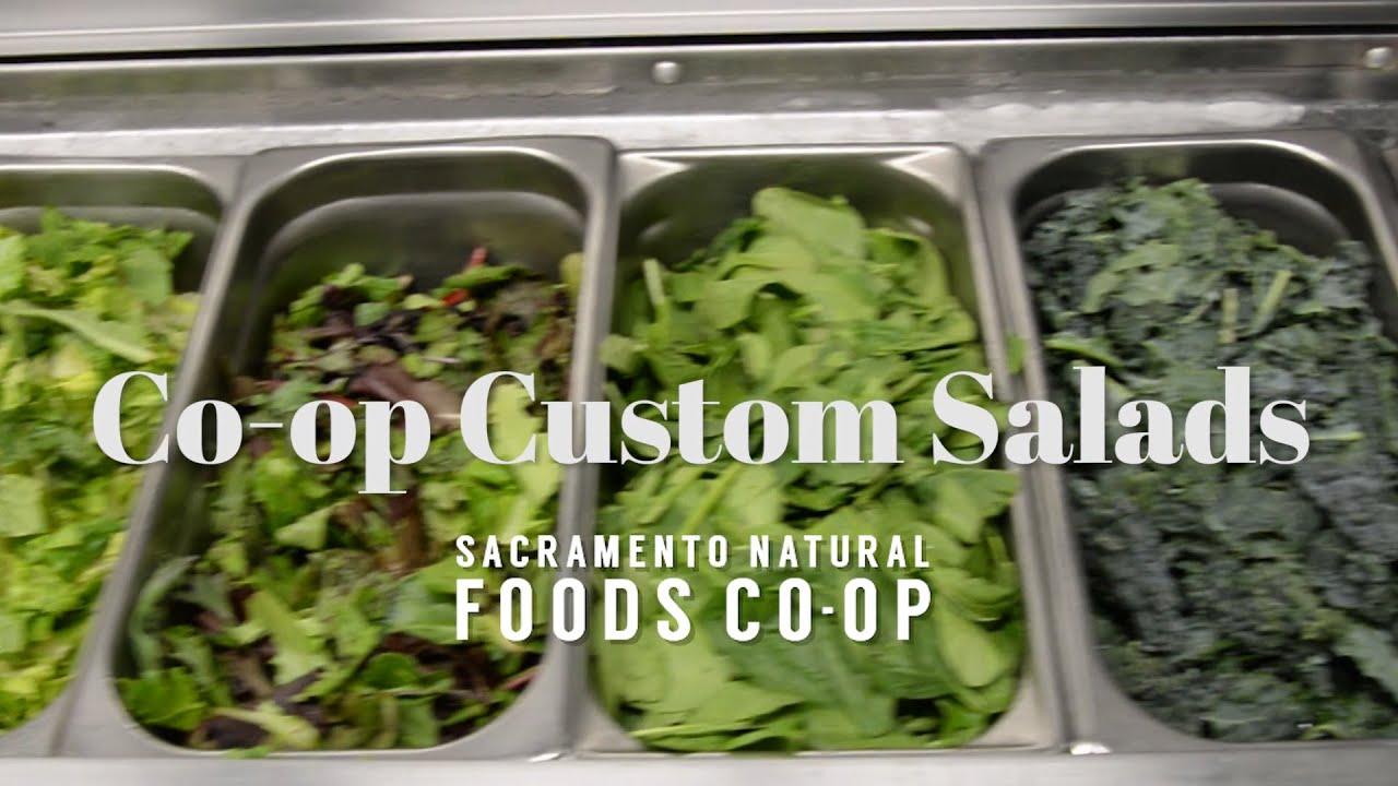 Co-op Custom Salads 🥗