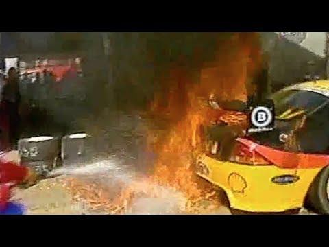 Supercars - Fuel Spills