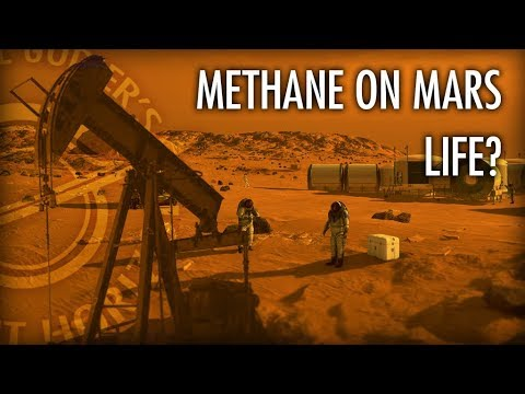 Does Mars Have Life? Methane on Mars with Dr. John McGowan