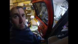2005 Jeep Liberty replacing Window regulator
