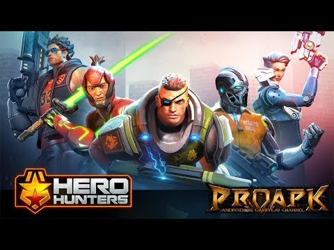 Hero Hunters Gameplay Android / iOS