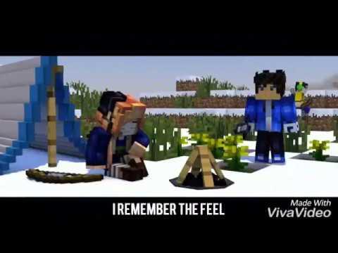 """The Struggle"" [SPEED UP!!] Original Minecraft Song By Rainimator"