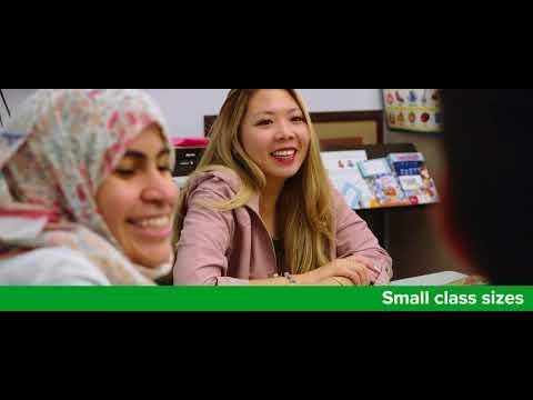 Vancouver Island University - English Language Centre