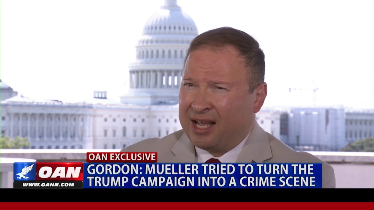 OAN Former Trump campaign adviser: Mueller tried to turn the campaign into a crime scene