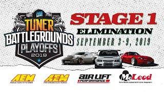 2019 PASMAG Tuner Battlegrounds Playoffs: Results Day (Stage 1: #WILDCARD Elimination)