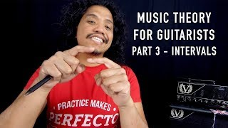 Music Theory for Guitarists PART 3 | Intervals - Enharmonics - Shapes