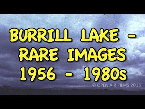 BURRILL LAKE  RARE IMAGES 1956-1980s
