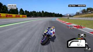MotoGP 08 Xbox 360 Review
