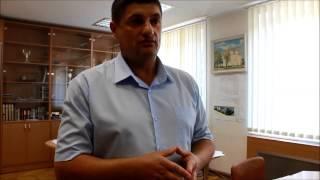 Про ремонт каналізаційного колектора на вул. Нахімова