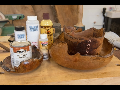 FTF #48 Woodworking Turning Bowls/Finishing Tips