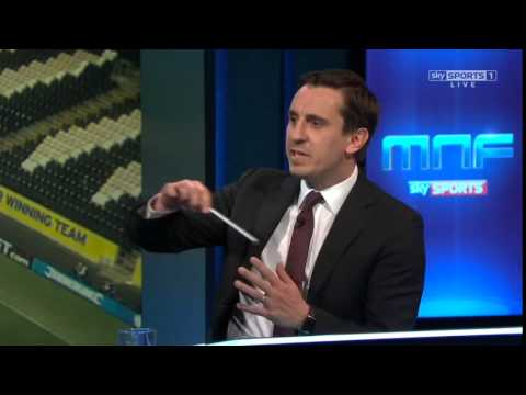 Jamie Carragher and Gary Neville on Michael Owen