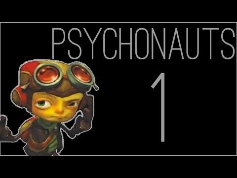 『RSS』Psychonauts (Part 01)