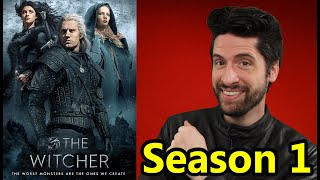 The Witcher: Season 1 - Review