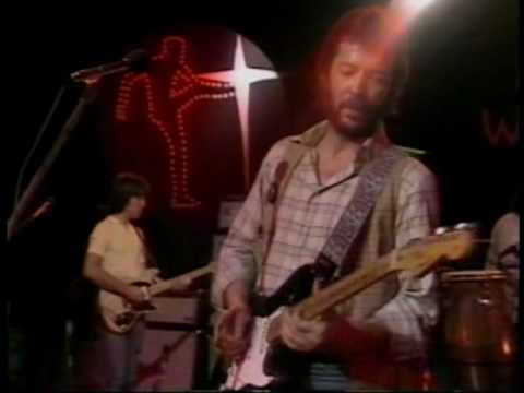 Eric Clapton (Live 1977) I Shot The Sheriff