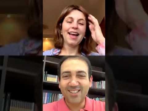 Café da Manhã 09/04/2020 - Thereza Nahas e Luciano Martinez