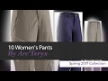 10 Women's Pants By Arc'Teryx Spring 2017 Collection