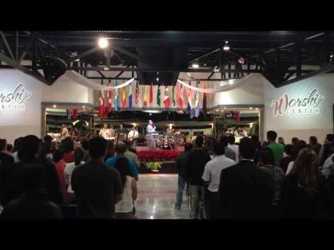 Profeta Ronny Oliveira , Worship Center Costa Rica 2013