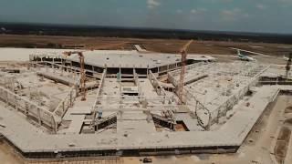 New Terminal Syamsudin Noor Airport Banjarmasin - Agustus 2019