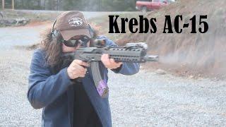 CQB To Nearly 1/4 Mile Gun--The Krebs Custom AC-15