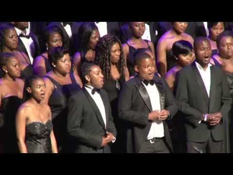 "Melting Pot VON Voices of The Nation perfoming "" Udumo ku Nkulunkulu"" by Q Sibisi."