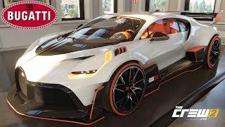 The Crew 2 - Bugatti Divo MAGMA EDITION - Review, Top Speed