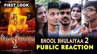 Bhool Bhulaiyaa 2 First Look Poster | PUBLIC REACTION | Kartik Aaryan