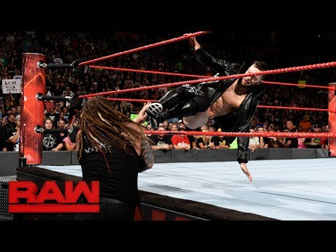 Finn Bálor seeks retribution on Bray Wyatt: Raw, July 31, 2017