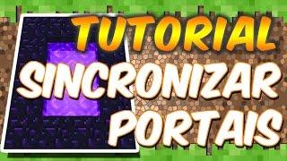 Minecraft Xbox One - Sincronizar Portais do Nether - Tutorial