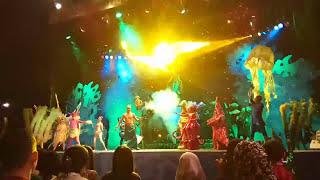 Arilia The Mermaid, TSM Makassar