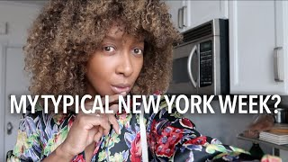 THE BITS AND BOBS THIS WEEK | LIVING IN NEW YORK CITY
